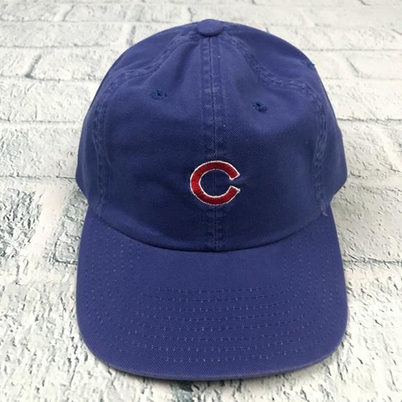 sneakers for cheap 4c1b0 13415 Unisex MLB Chicago Cubs Little C Baseball Hat